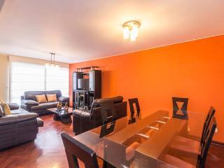4 BEDROOM APT NEAR LARCOMAR 6TH FLOOR - Lima vacation rentals