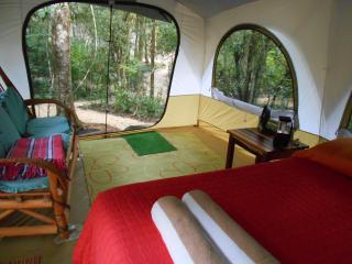 Luxury cabin tent in a jungle santuary - Tulum vacation rentals