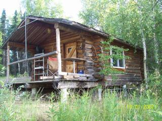 Cabin on a ridge between two small Lakes - Wasilla vacation rentals