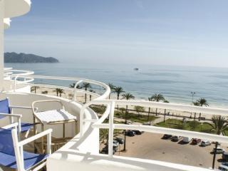 Outstanding side sea view apartment.with pool - Cala Millor vacation rentals
