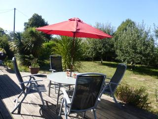 Comfortable Saint-Martin-sur-Oust vacation Gite with Satellite Or Cable TV - Saint-Martin-sur-Oust vacation rentals