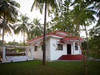 2BD Exclusive Holiday Villa, Galgibag beach, Goa - Canacona vacation rentals