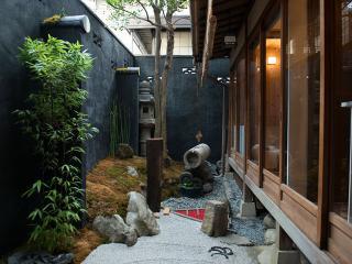 A Japanese Traditional House - Gojo Miyabi inn - Kyoto vacation rentals
