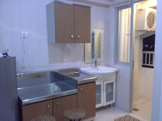 Nice Condo with A/C and Balcony - Surabaya vacation rentals