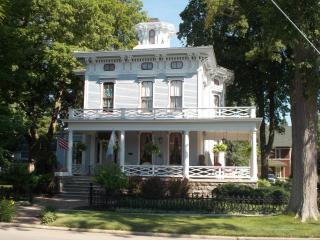 Perfect Bed and Breakfast with Internet Access and A/C - Allegan vacation rentals