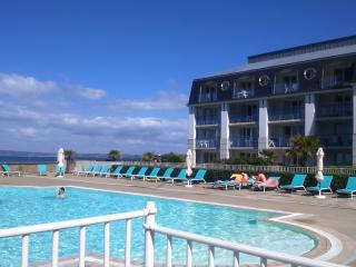 Appart T3-VUE MER -ACCES DIRECT PLAGE ET PISCINE - Douarnenez vacation rentals