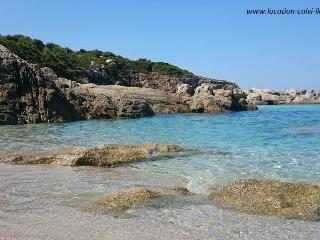 2/3 P CALVI-ILE ROUSSE 6per, 700m plages - Lumio vacation rentals