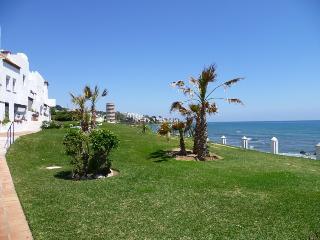 FRONT LINE BEACH APARTMENT - Sitio de Calahonda vacation rentals