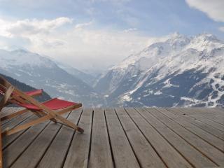 4 bedroom Apartment with Internet Access in La Rosiere - La Rosiere vacation rentals