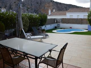 Pretty Townhouse with private pool - Montejaque vacation rentals