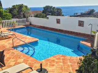 beautiful villa brisamar.stunning sea views - Isla Plana vacation rentals