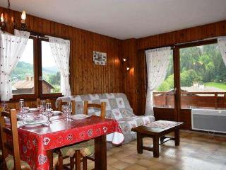 1 bedroom Apartment with Television in Le Grand-Bornand - Le Grand-Bornand vacation rentals