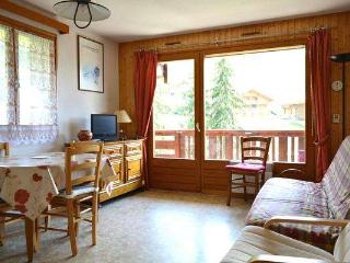 FLORIMONTAGNE B 2 rooms + small bedroom 6 persons - Le Grand-Bornand vacation rentals
