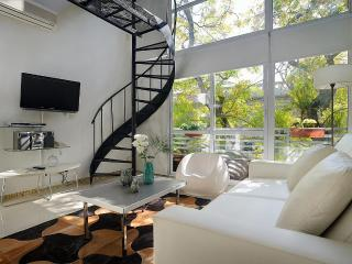 Luxury spacious triplex in the heart of Soho - Buenos Aires vacation rentals