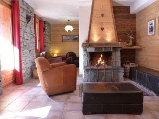 Montseti, luxury ski in-ski out apartment - Sainte-Foy-Tarentaise vacation rentals