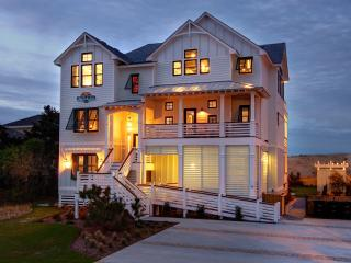 SoCo - 8 BR Oceanfront - Heated Pool, Elevator - Nags Head vacation rentals