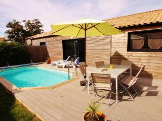 Villa Arméria, piscine chauffée - Port Bourgenay - Vendee vacation rentals