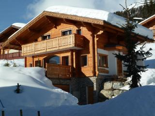 Sunny Chalet with Internet Access and Satellite Or Cable TV - Anzere vacation rentals