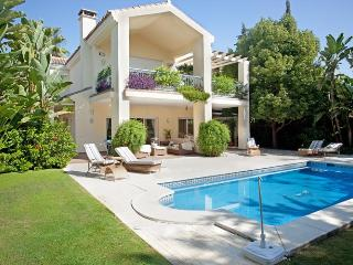 Villa Paraiso On The Beach Near Marbella - Nueva Andalucia vacation rentals