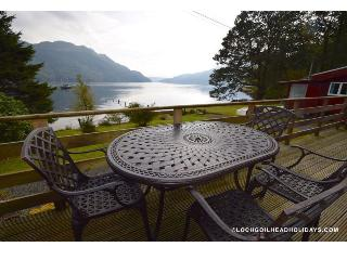 Gorgeous 2 bedroom Chalet in Lochgoilhead - Lochgoilhead vacation rentals