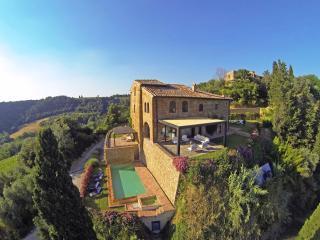Comfortable 8 bedroom Barberino Val d' Elsa Villa with A/C - Barberino Val d' Elsa vacation rentals