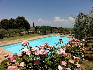 7 bedroom Villa in Tavarnelle Val di Pesa, Chianti, Tuscany, Italy : ref 2294080 - Marcialla vacation rentals