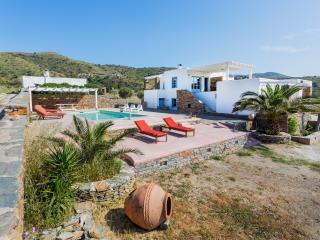 Kea Villa Thea & Petra House (private pool) - Vourkari vacation rentals