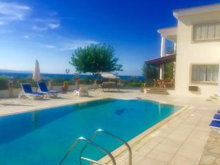 VILLA DEMETRA (free WI-FI, SWIM.POOL, BBQ, VIEW) - Argaka vacation rentals
