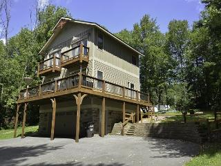 Incredible 2 Bedroom Split Lakefront luxury home on a quiet cove! - Oakland vacation rentals
