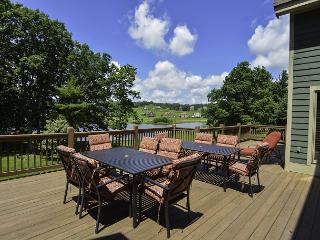 An Unforgettable Home; 2 Hot Tubs, Private Indoor Pool, Dock Slip & MORE!! - Swanton vacation rentals