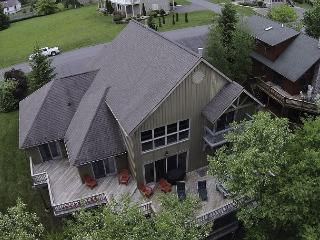 Sensational Lakefront home with hot tub! - McHenry vacation rentals