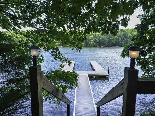 Magnificent 5 Bedroom Lakefront Home offers all the extras & more! - Swanton vacation rentals