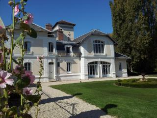 Nice Chateau with Internet Access and Satellite Or Cable TV - Villiers-sur-Morin vacation rentals