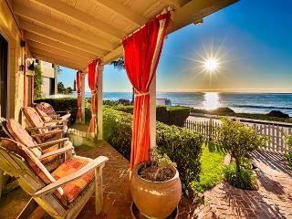 15% OFF FEB -Oceanfront luxury beach cottage -world class views & private spa - La Jolla vacation rentals