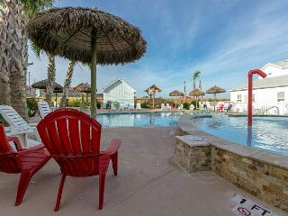 Endless Summer Townhome for 10 at Nemo Cay Resort - Corpus Christi vacation rentals