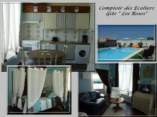 1 bedroom Gite with Internet Access in Gemozac - Gemozac vacation rentals