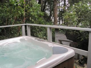 Beach Nest Cabin & Private Hot Tub - Sauna - Tofino vacation rentals