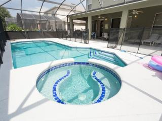 Villa8513 New upgraded 8 bed at Disney Area - Kissimmee vacation rentals