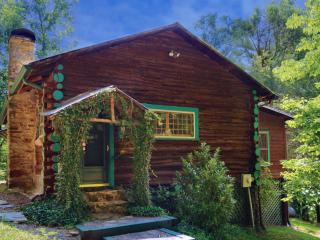 "KING ROOM Sleeps 2+ in ""LOG CABIN HOME 2"" - Asheville vacation rentals"