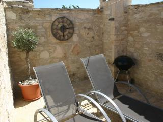 Village Apartment with Private Courtyard - Pentakomo vacation rentals