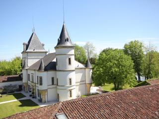 Chateau Caillac - Fairytale Riverside Location - Fongrave vacation rentals
