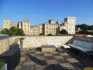 Intra-muros / terrasse vue unique - Avignon vacation rentals