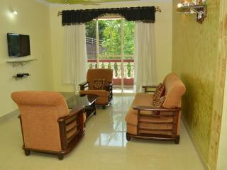 Ruby Residency Residential & Resorts 2 bedroom Apt - Pololem vacation rentals