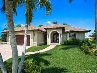 PERSIAN CAY - Modern Waterfront Island Pool Home, Desirable West Exposure !! - Marco Island vacation rentals