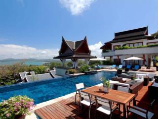 Magnificent Panorama View 5 Bedroom Villa in Surin - Surin vacation rentals