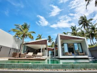 Contemporary Style Beachfront Villa in Bang Por - Koh Samui vacation rentals