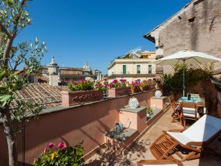 NAVONA, CAMPO DE FIORI - Penthouse Terraced - Rome vacation rentals