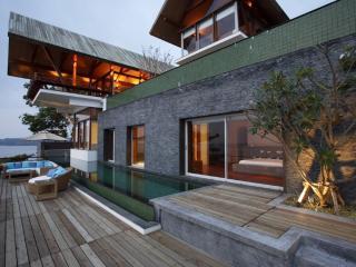 Stunning Luxury 5 Bedroom Ocean Front Villas in Surin - Surin vacation rentals