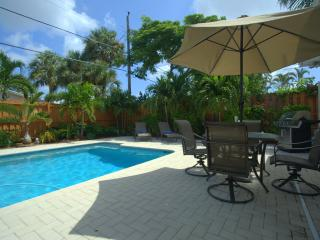 Luxury And Inviting Tropical Oasis with pool - Fort Lauderdale vacation rentals