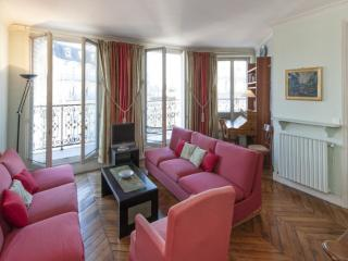 Two bedrooms Balcony 2 bath  Paris Luxembourg district (372) - Paris vacation rentals